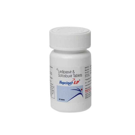 Hepcinat LP Tablet is a combination medicine used for the treatment
