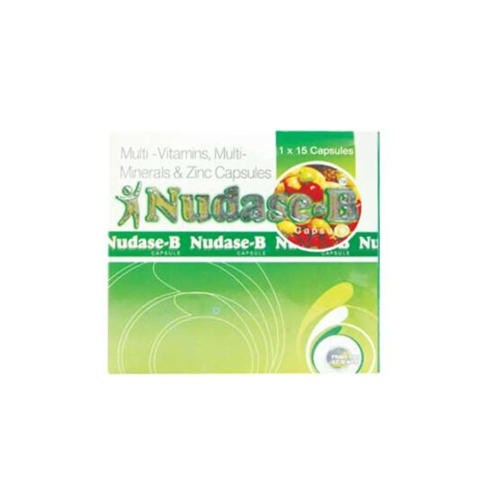 uses of Nudase-B How to use Multivitamin-Zinc Oxide Tablet